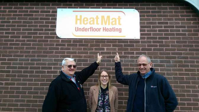 Local firm support for the Club