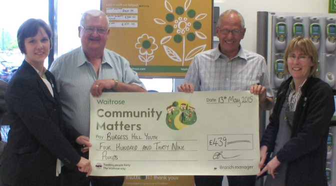 Waitrose Local Community Support