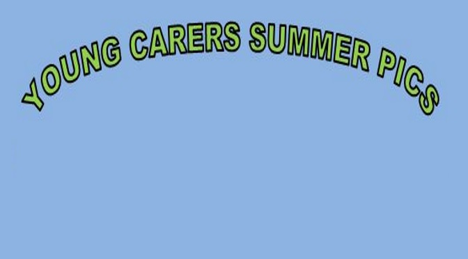 YOUNG CARERS SUMMER HOLIDAY EVENTS-  Some pictures here.
