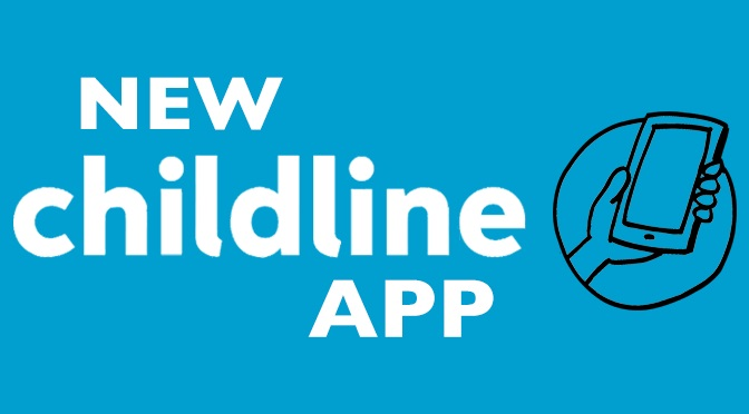 Childline launches app   –  FOR ME
