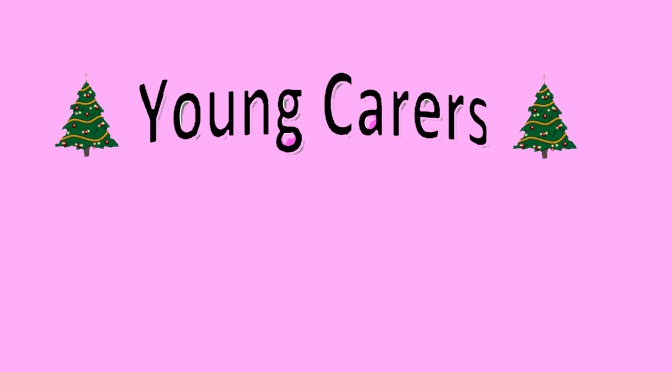 Young Carers Christmas 2017 Tea Party