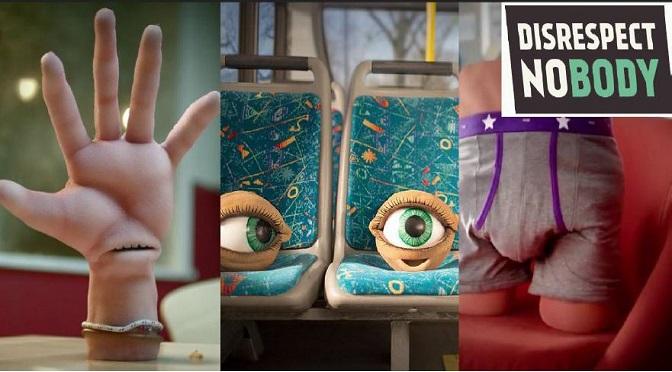 Disrespect NoBody Campaign